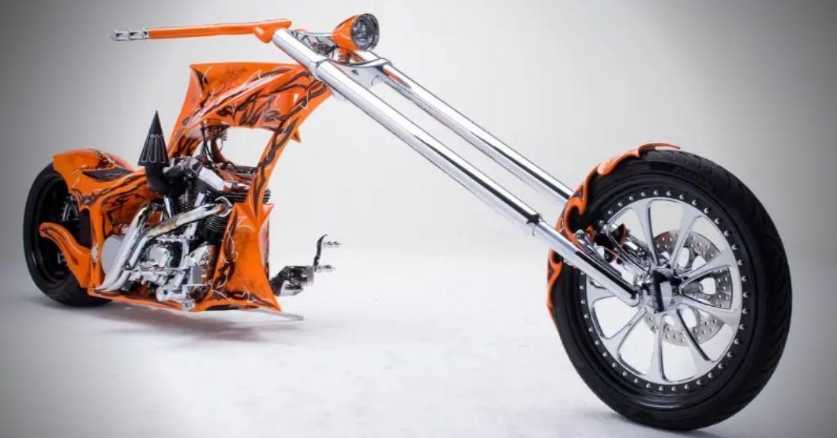 The Yamaha BMS Chopper