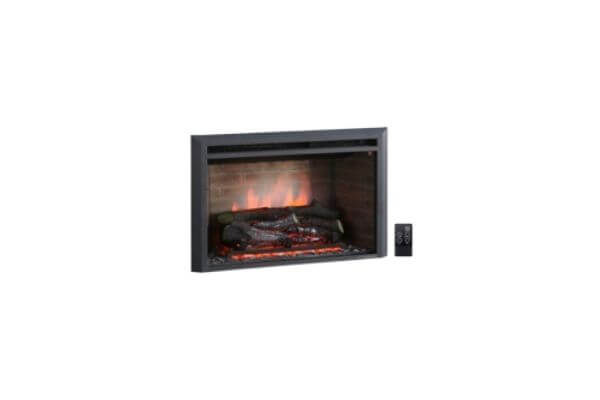 Kelly Clarkson Home Morrison Electric Fireplace
