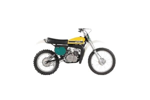 1975 Puch MC250 Twin Carb