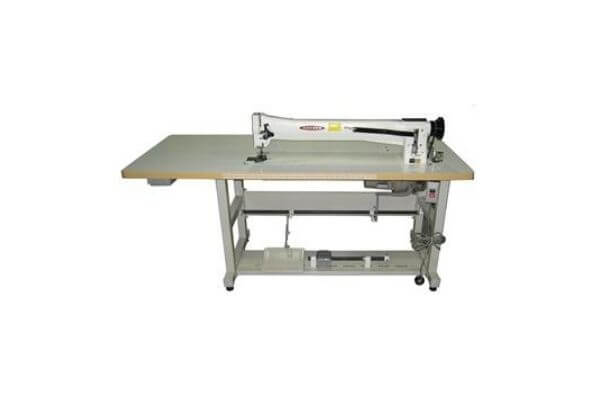 Consew 206RBL Long Arm Machine with Assembled Table and Servo Motor