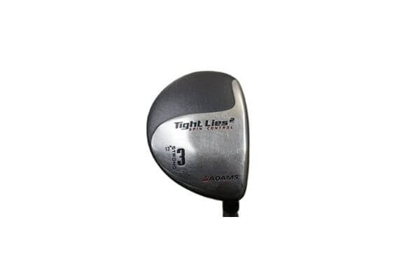 Tight Lies Spin Control Golf Clubs by Adams