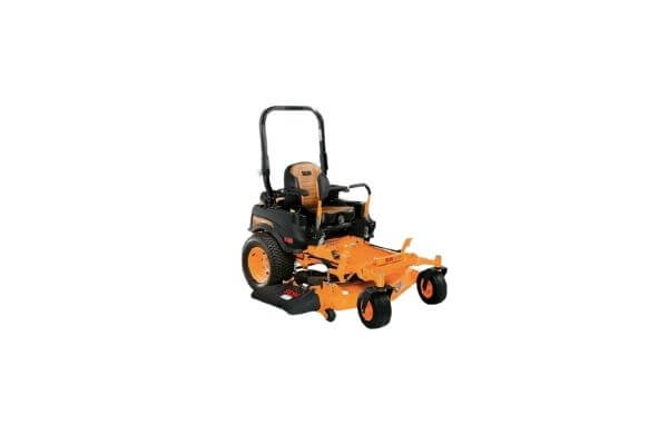 Turf Tiger Lawn Mowers by Scag