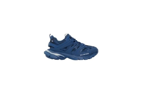 Blue LED Track Sneakers