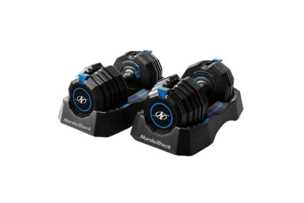 NordicTrack 55 Lb. Select-A-Weight Dumbbells
